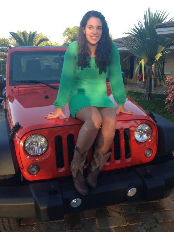jeep-girl-orange-jeep
